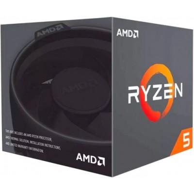 CPU AMD 6C/12T Ryzen 5 1600