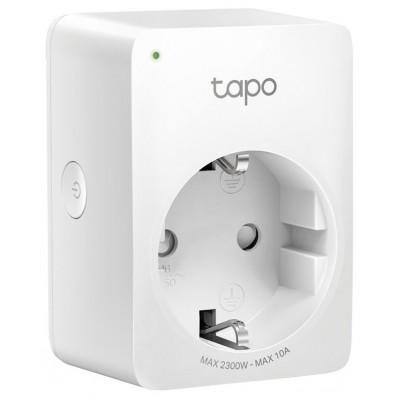 Розумна Wi-Fi-розетка Tapo P100 (4 шт/пак)
