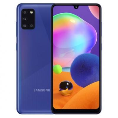 Смартфон Samsung Galaxy A31 (A315F) 4/64GB Blue (SM-A315FZBUSEK)